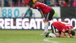 Dario Lezcano (l.) kann den FC Ingolstadt ablösefrei verlassen