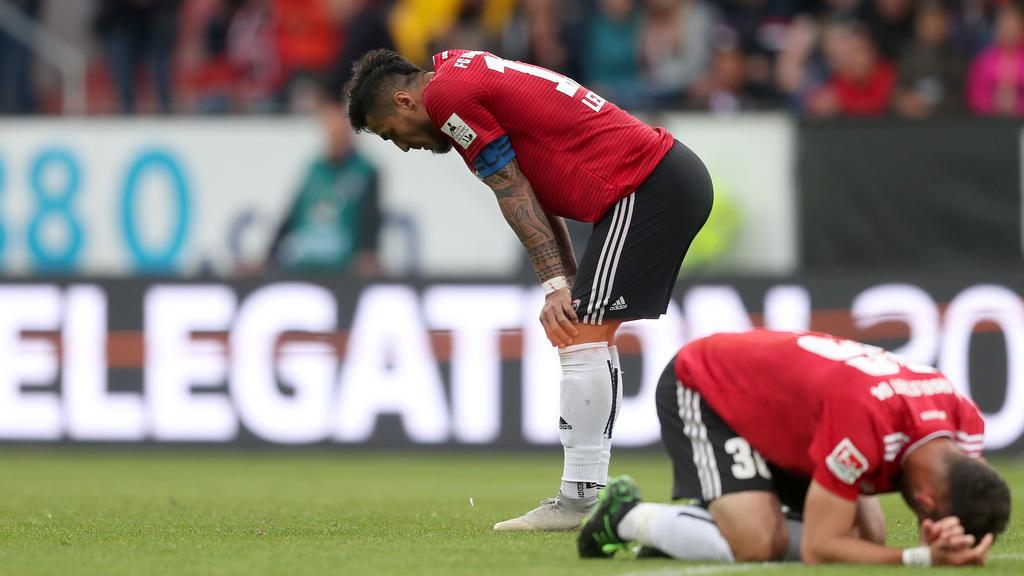Darío Lezcano wird den FC Ingolstadt verlassen