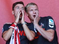 Könnten gegen Hoffenheim zum Einsatz kommen: Filip Mladenović und Artjoms Rudņevs