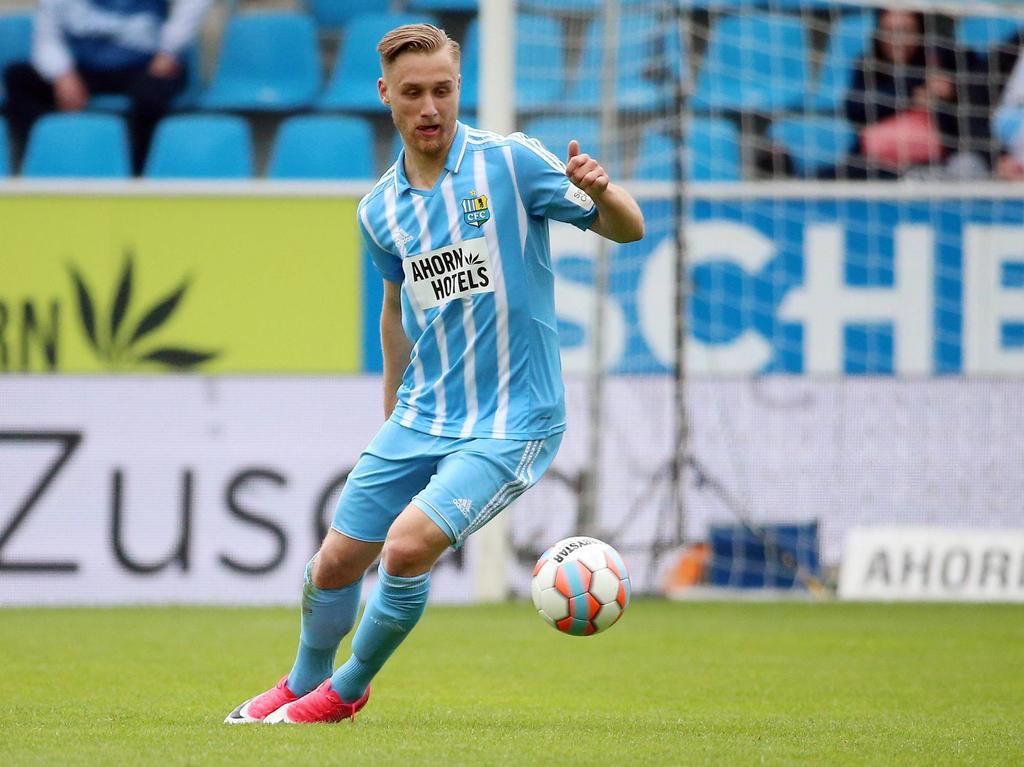 Björn Jopek wechselt von Chemnitz nach Würzburg