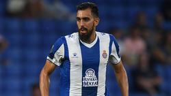 Borja Iglesias sigue siendo clave para el Espanyol.