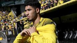 Achraf Hakimi spielt bis Sommer 2020 auf Leihbasis beim BVB