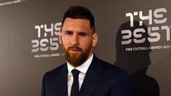 Bei der Wahl von Lionel Messi zum Weltfußballer 2019 gab es anscheinend Unstimmigkeiten