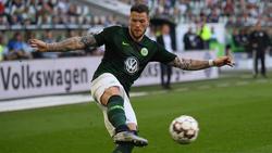 Daniel Ginczek will sich beim VfL Wolfsburg beweisen