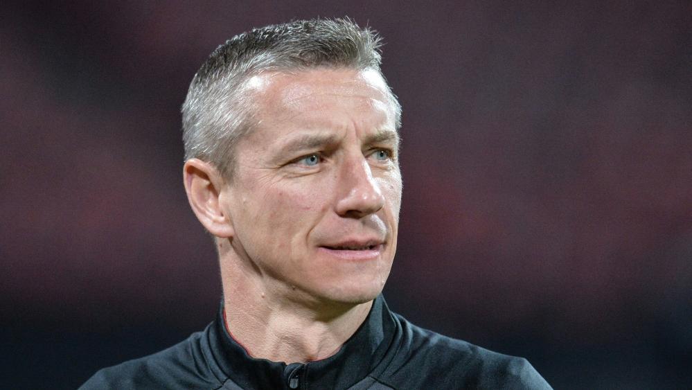 Steht vor seinem Debüt als Cheftrainer: Vereinsikone Marek Mintal