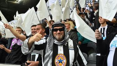 Newcastle United erlaubt Scheich-Kostüme