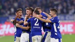 Der FC Schalke 04 gewann am Ende etwas zu hoch gegen Dynamo Dresden