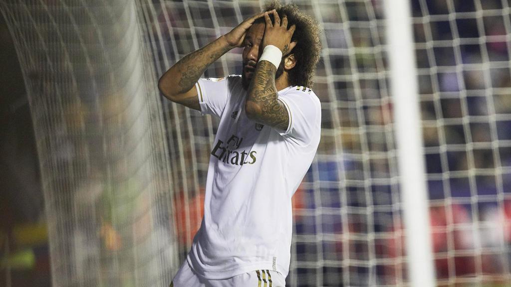 Marcelo von Real Madrid muss vor Gericht erscheinen