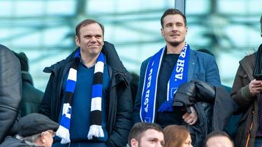 Bernd Hoffmann ist nicht mehr Vorsitzender des HSV