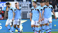 La Lazio seguirá parada mientras dure la crisis.