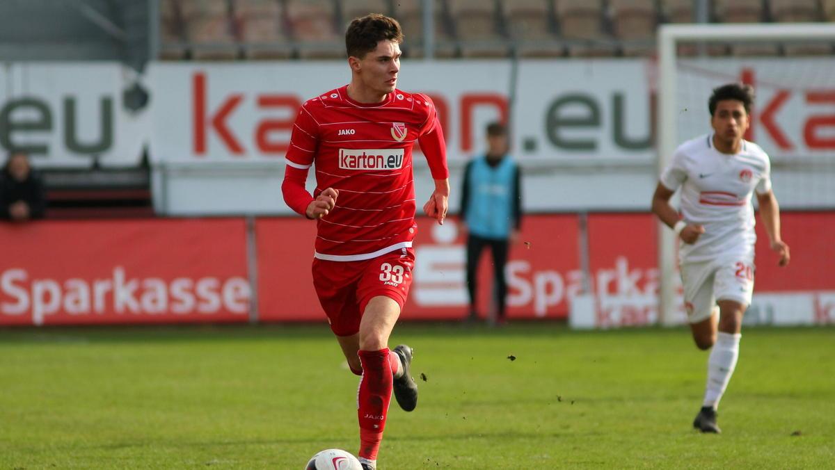 Moritz Broschinski wechselt zum BVB