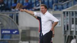 Julian Nagelsmann will mit RB Leipzig Erfolge feiern