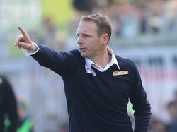 Jochen Fallmann will eine erfolgreiche Saison noch ein bisschen garnieren