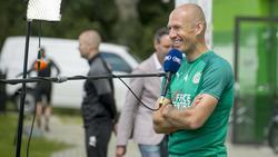 Gibt gegen den PSV Eindhoven sein Comeback im Groningen-Trikot: Arjen Robben