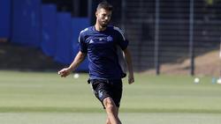 Klaus Gjasula kam aus Paderborn zum HSV