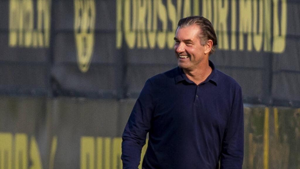 Michael Zorc lobte die BVB-Youngster in höchsten Tönen