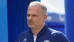 Jochen Schneider ist Sportvorstand auf Schalke