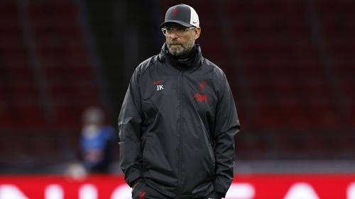 Mit Liverpool erfolgreich in die Königsklasse gestartet: Jürgen Klopp