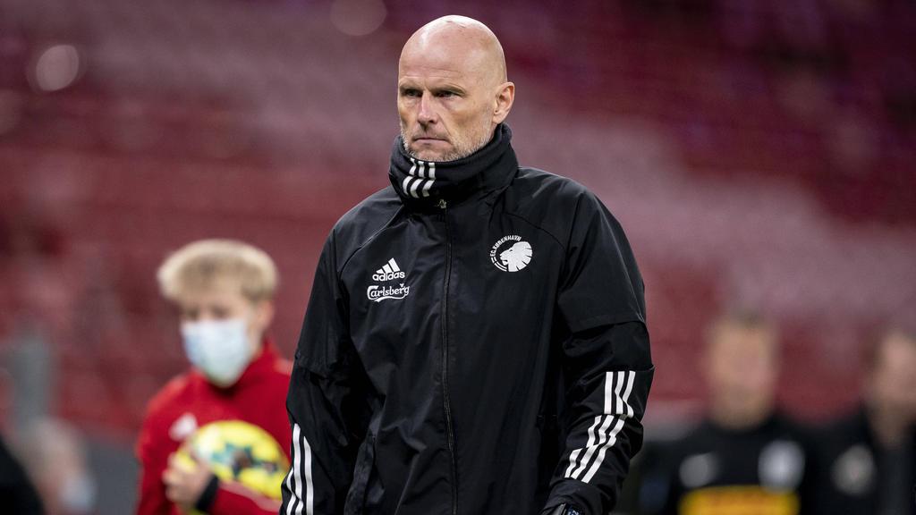 Solbakken ist nicht mehr Trainer beim FC Kopenhagen