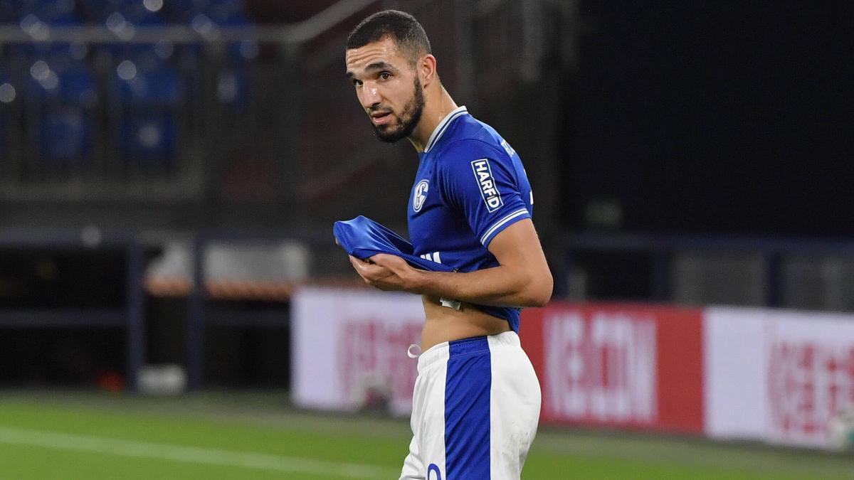 NabilBentaleb spielte zuletzt beim FC Schalke 04