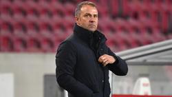 Hansi Flick, Cheftrainer des FC Bayern