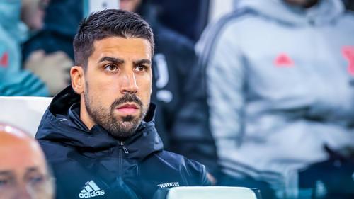 Bricht seine Zelte offenbar in Turin ab: Sami Khedira