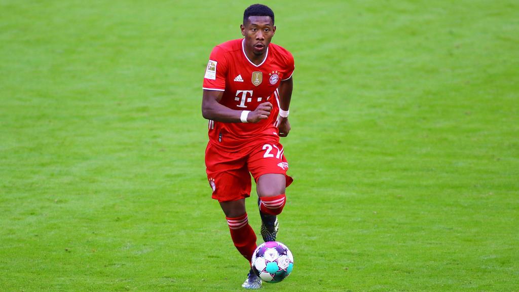 David Alaba wird den FC Bayern im Sommer verlassen