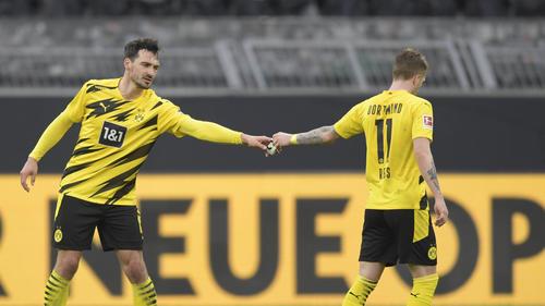BVB: Für Mats Hummels und Marco Reus wird die Zeit knapp