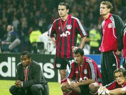 CL-Finale 2002: Wiedernichts für Bayer