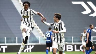 Juventus Turin hat das Spitzenspiel der Serie A gewonnen