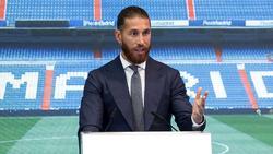 Vor zwei Wochen hatte sich Sergio Ramos bereits in Madrid verabschiedet