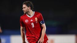 Adam Szalai spielt bei den Ungarn eine sehr wichtige Rolle