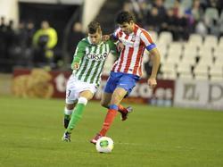 Rückspiel im Viertelfinale der Copa del Rey 2012/2013