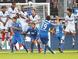 Abraham sichert Hoffenheim das Unentschieden