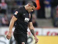 Raúl Bobadillas Einsatz gegen Eintracht Frankfurt ist unsicher