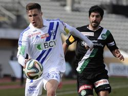 FC Lausanne - FC St. Gallen