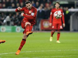 Gonzalo Castro abandonará el Leverkusen con destino a Dortmund. (Foto: Imago)