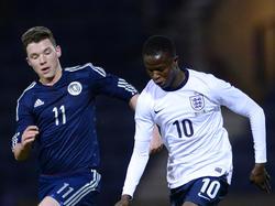 Schottland U16 - England U16