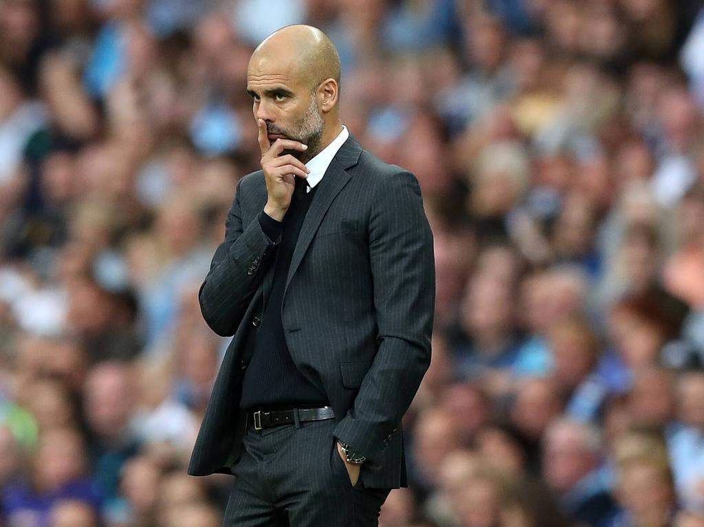 Pep Guardiolas Team setzte sich knapp gegen Bournemouth durch