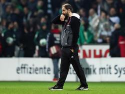 Stefan Ruthenbeck bleibt mit seinem 1. FC Köln Tabellenletzter