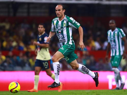 Ex-Leverkusener Landon Donovan schnürt die Schuhe in Mexiko