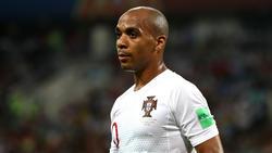 João Mário war bei der Fußball-WM 2018 für Portugal im Einsatz