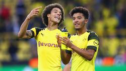 Axel Witsel äußert sich zu den jungen Talenten des BVB