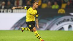 BVB-Neuzugang Paco Alcácer ist bereits wieder im Training
