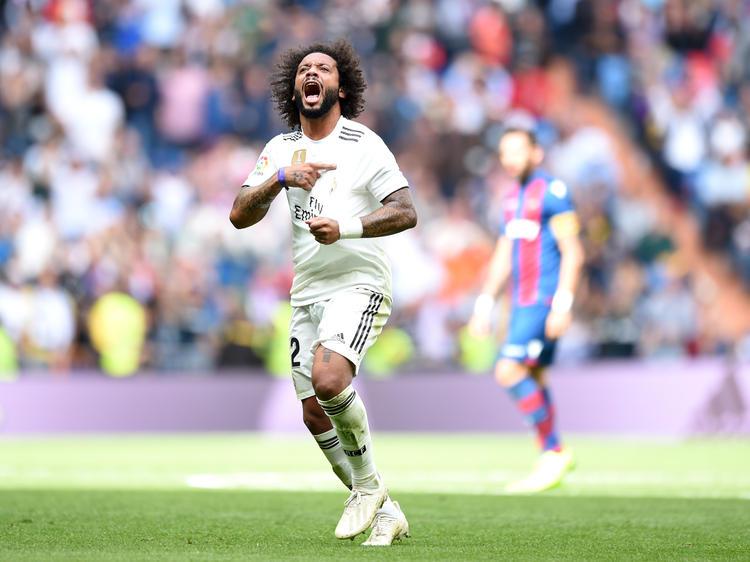 El Real Madrid cosechó otra derrota en liga este fin de semana. (Foto: Getty)