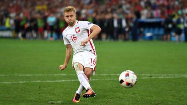 Jakub Blaszczykowski ist 104-facher polnischer Nationalspieler