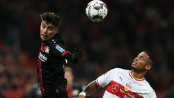 """Kai Havertz spricht über """"Endspiel"""" gegen den VfB Stuttgart"""