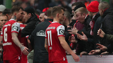 Schwere Zeiten für den 1. FC Kaiserslautern