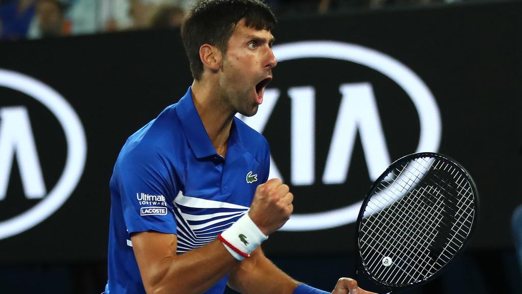 Novak Djokovic deklassiert Rafael Nadal im Finale der Australian Open