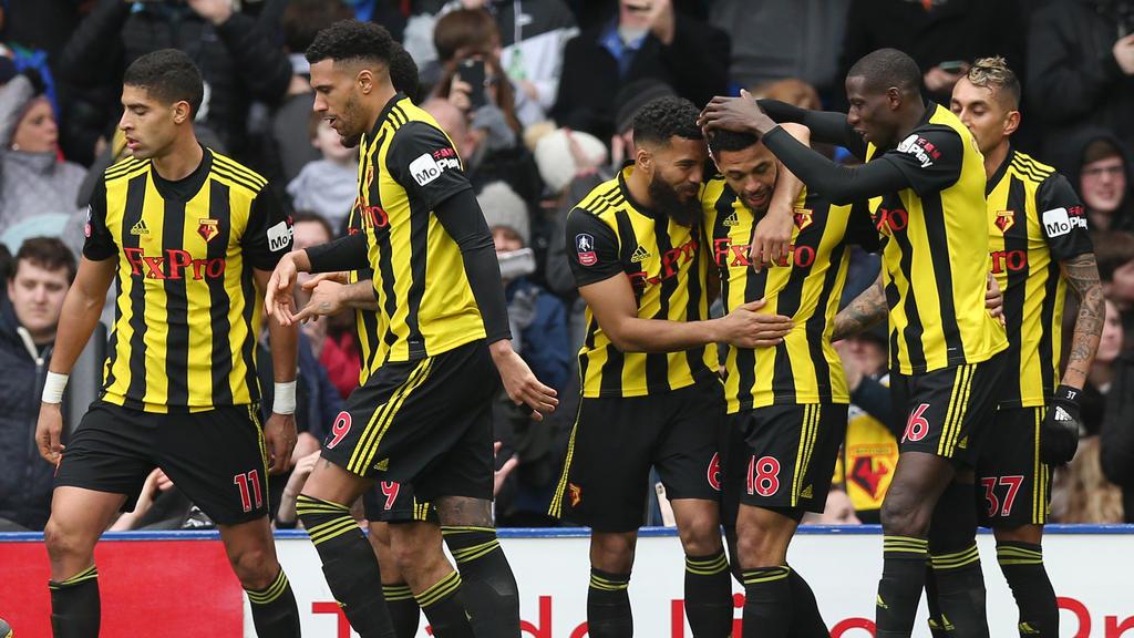 Der FC Watford rockt die Liga